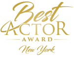 Best Actor Award – New York Logo