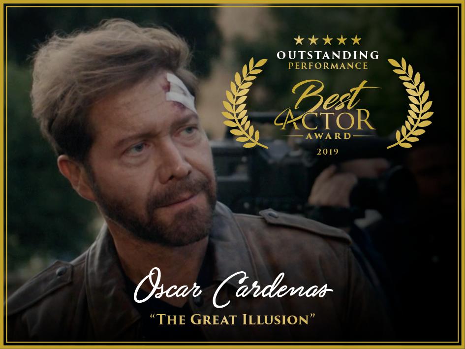 Outstanding Performance - Best Actor Award